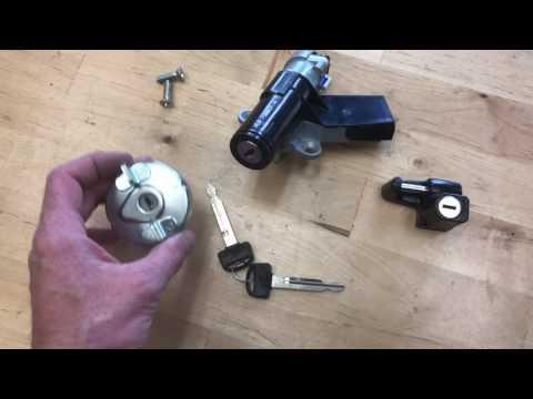 Honda Ruckus Ignition Set