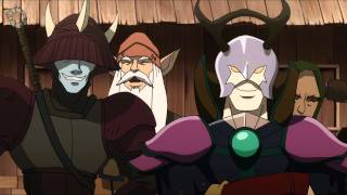 """ThunderCats Episode 8: """"The Duelist and the Drifter"""" Teaser 2"""