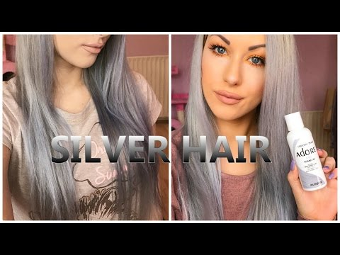 THE BEST   PURPLE SHAMPOOS & SILVER GREY HAIR TONERS