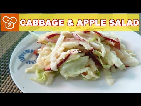 How to Make Cabbage & Apple Salad