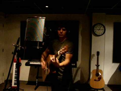 Pearl Jam - Yellow Ledbetter acoustic cover by Bryan Vickers
