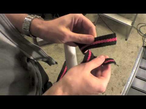TUTORIAL: Homemade TRX Suspension Training  (Part 2)