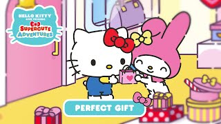 Hello Kitty and Friends Supercute Adventures | The Perfect Gift (NEW ANIMATION)