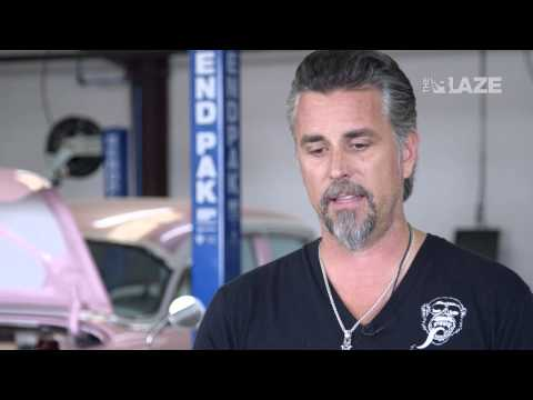 'Fast N' Loud' TV Star on Which Car He Wants To Build |