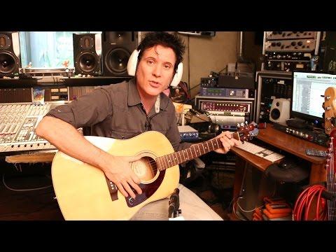 Layering Acoustic Guitars - Warren Huart: Produce Like A Pro