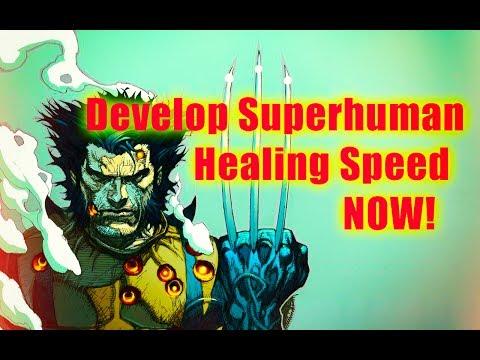 Develop Superhuman Healing Speed Now! - Subliminals Frequencies Binaurals