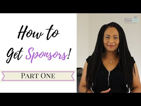 How to Get Sponsorship [Part One] - Event Planning Tips!