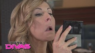 Natalya tells the Divas why her nose is bleeding: Total Divas Preview, April 13, 2014
