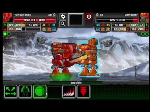 Super Mechs : Unlimited HP