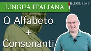 Aula 03 - Lingua Italiana - Alfabeto Italiano + Consonanti