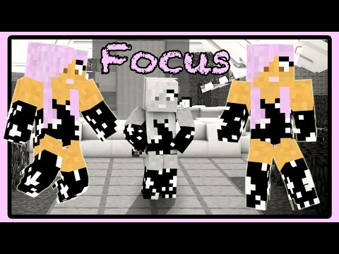 Ariana Grande - Focus / Minecraft Inspired Costume / A How To Make A Minecraft Skin Tutorial