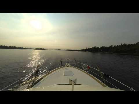 Return to Frying Pan Bay -  2015