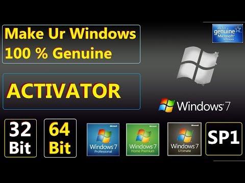 activate windows 7 ultimate 64 bit sp1