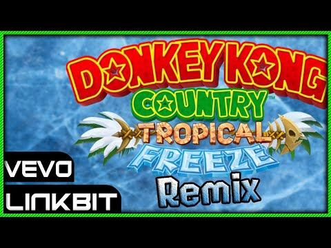 DONKEY KONG TROPICAL FREEZE REMIX!