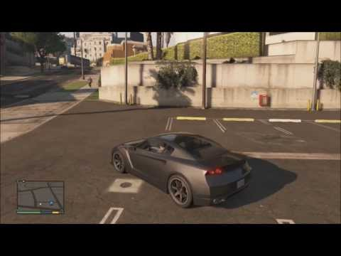 gta 5 Nissan GTR location