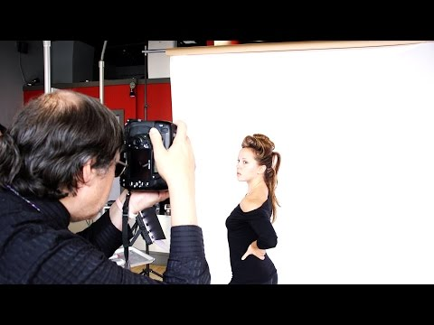 How to Do a Photoshoot with a Hairstylist - TheSalonGuy