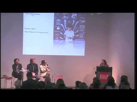 G4C14: Game On? The Parents Perspective (Common Sense Media)