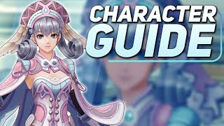 How To Use Melia in Xenoblade: Definitive Edition