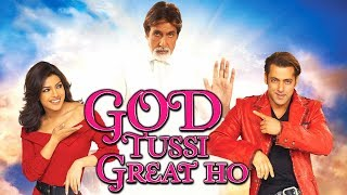 God Tussi Great Ho (2008) Hindi Full Movie , Salman Khan, Priyanka Chopra