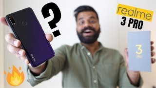 "Realme 3 Pro Unboxing & First Look + GIVEAWAY - ""The Real Pro"" 🔥🔥🔥"