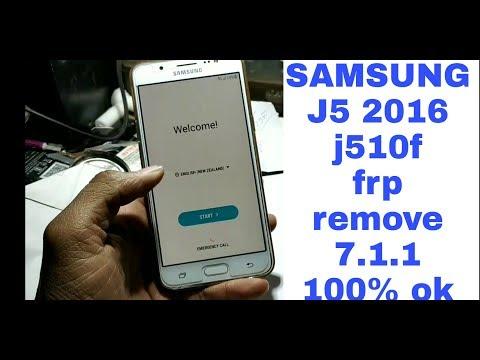 samsung j5 6 frp unlock j510f 7 1 1 - PakVim net HD Vdieos Portal