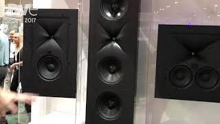 CEDIA 2017: JBL Synthesis by HARMAN Showcases SCL2 Custom In-Wall Loudspeaker