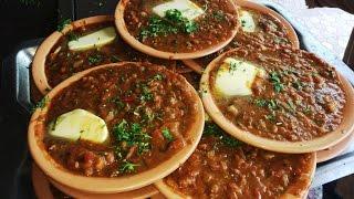 Mumbai's favorite snack, Pav Bhaji, at Sardar