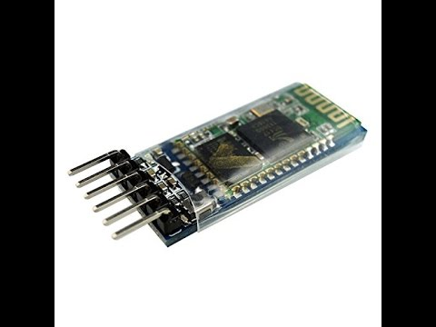 How to set AT Command mode for HC-05 Bluetooth module arduino 2017