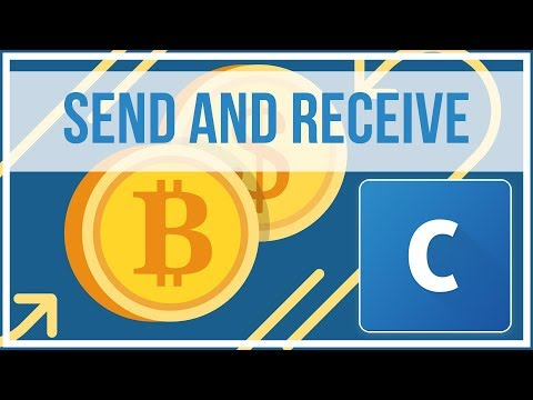 How To Send And Receive Bitcoin With Coinbase - Desktop and Mobile