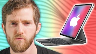 FINE. The iPad Pro is a laptop. - Magic Keyboard Review