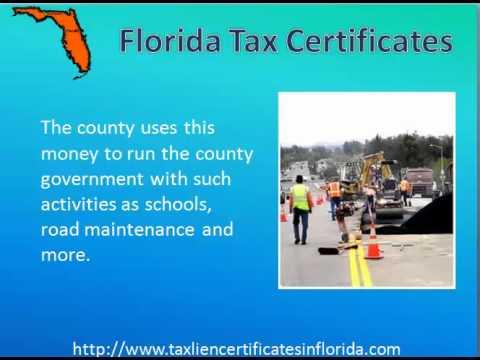 Florida Tax Certificate Gold Mine