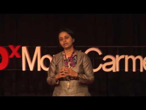 Why set life goals and achieve them | Leena Munot | TEDxMountCarmelCollege