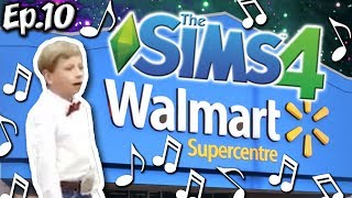 People of WALMART | The Sims 4: Memes Theme | Ep. 10