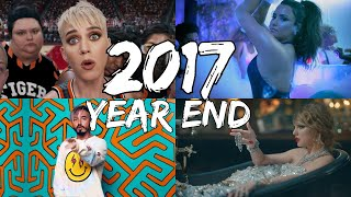 Pop Songs World 2017 Year End Mashup