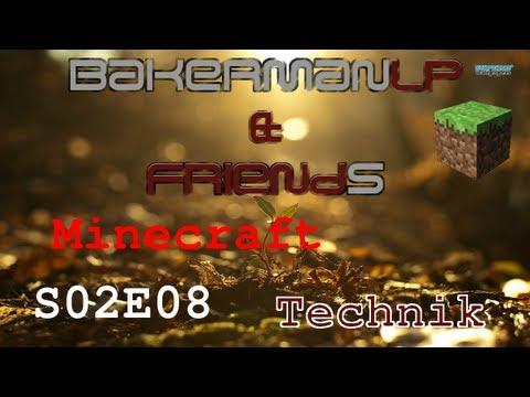 Minecraft Technik Together - S02E08 - Schmelzen mit Tinker Construct Smeltery Teil 2