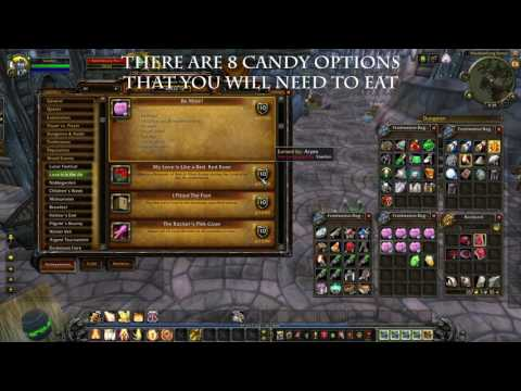 World of Warcraft Be Mine! Love is in the Air World Event Achievement Guide