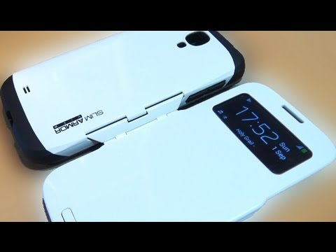 Samsung Galaxy S4 S View Slim Armor