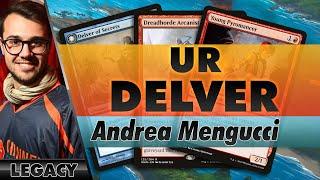 UR Delver - Legacy | Channel Mengucci