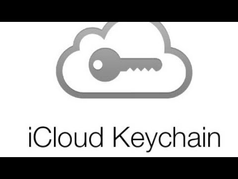 iCloud Keychain keeps you data in one place