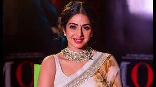 Sridevi | RIP | Tribute to her journey