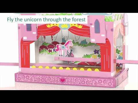 Early Learning Centre - Make Your Own Puppet Theatre Craft Kit