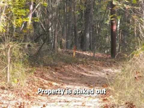 Lake Property Land for Sale!