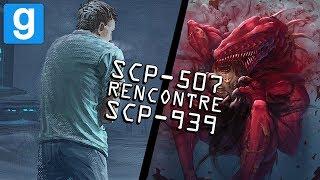 SCP RP // SCP-053 CALME SCP-682 !! - Garry's Mod