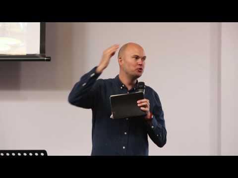 Kickstart seminar #1 in Ireland - Torben Sondergaard