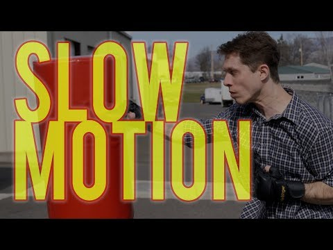LUMIX GH5 Slow Motion Test! ► Exploring The Best Way To Get It