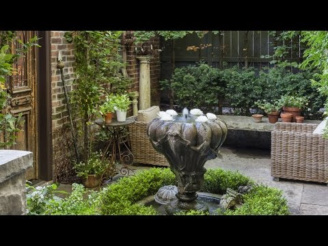 Exterior Design — Tour A Stunning Secret Garden In The City