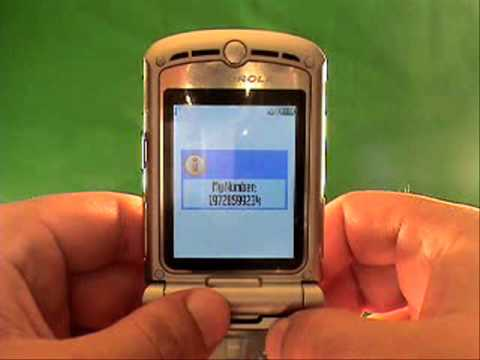 Fido Motorola V360 Unlock Method