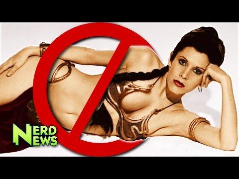 Disney Retiring All  Slave Leia Merchandise?!