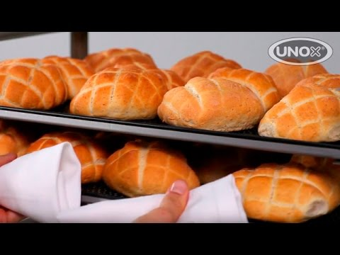 How to bake bread in a BAKERTOP MIND.Maps™ Plus baking oven
