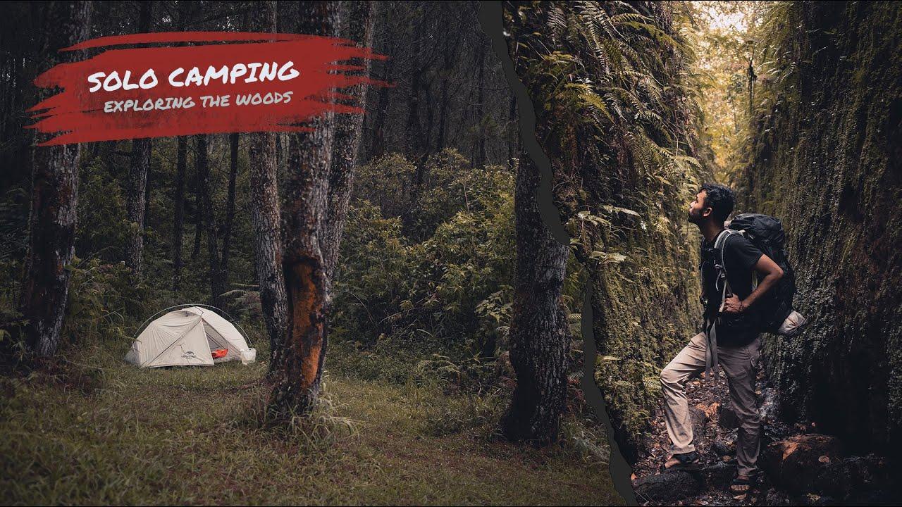 Download Camping Vlog: Menyusuri Hutan Sendirian, Mencari Spot Camping. MP3 Gratis